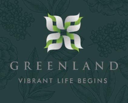 Logo Green Land Surabaya