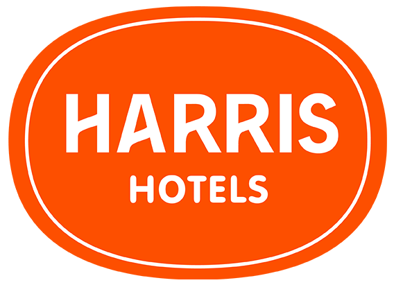 Logo Harris Hotels